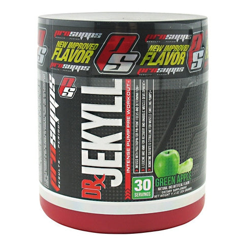 Pro Supps Dr. Jekyll - Green Apple - 30 Servings - 682055405971
