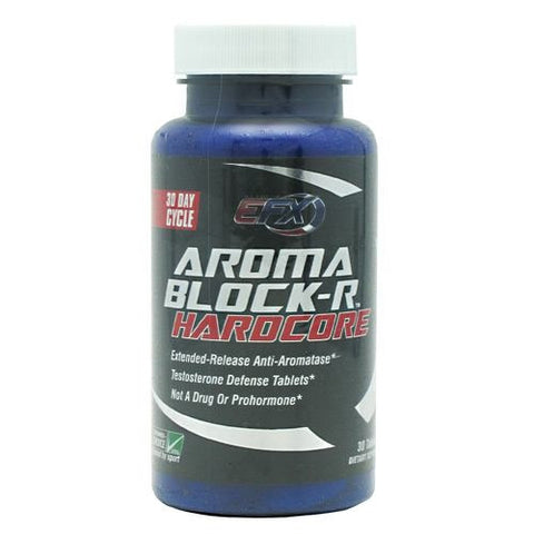 All American EFX Aroma Block-R Hardcore - 30 Tablets - 737190001714