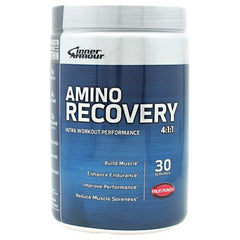 Inner Armour Blue Amino Recovery - Fruit Punch - 30 Servings - 183859100968