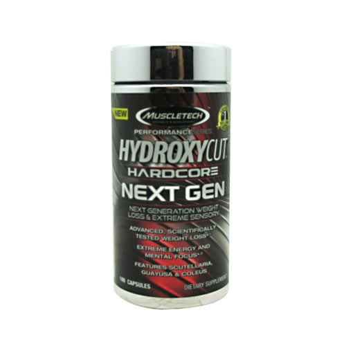 Muscletech Performance Series Hydroxycut Hardcore NEXT GEN