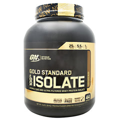Optimum Nutrition Gold Standard 100% Isolate - Chocolate Bliss - 44 Servings - 748927060928