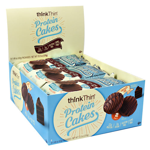 Think Products Protein Cakes