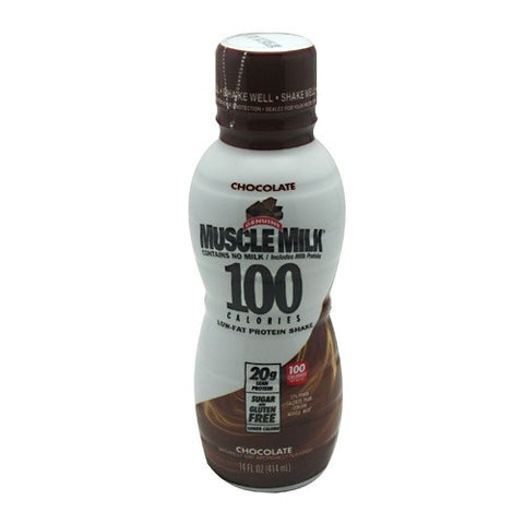 CytoSport Muscle Milk 100 RTD - Chocolate - 14 oz - 876063005753