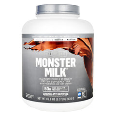 Cytosport Monster Milk - Chocolate Brownie - 5.37 lb - 660726789100