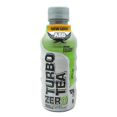 ABB Turbo Tea Zero - Green Tea - 12 Bottles - 00045529889927