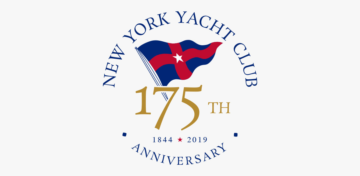 New York Yacht Club 175 Logo
