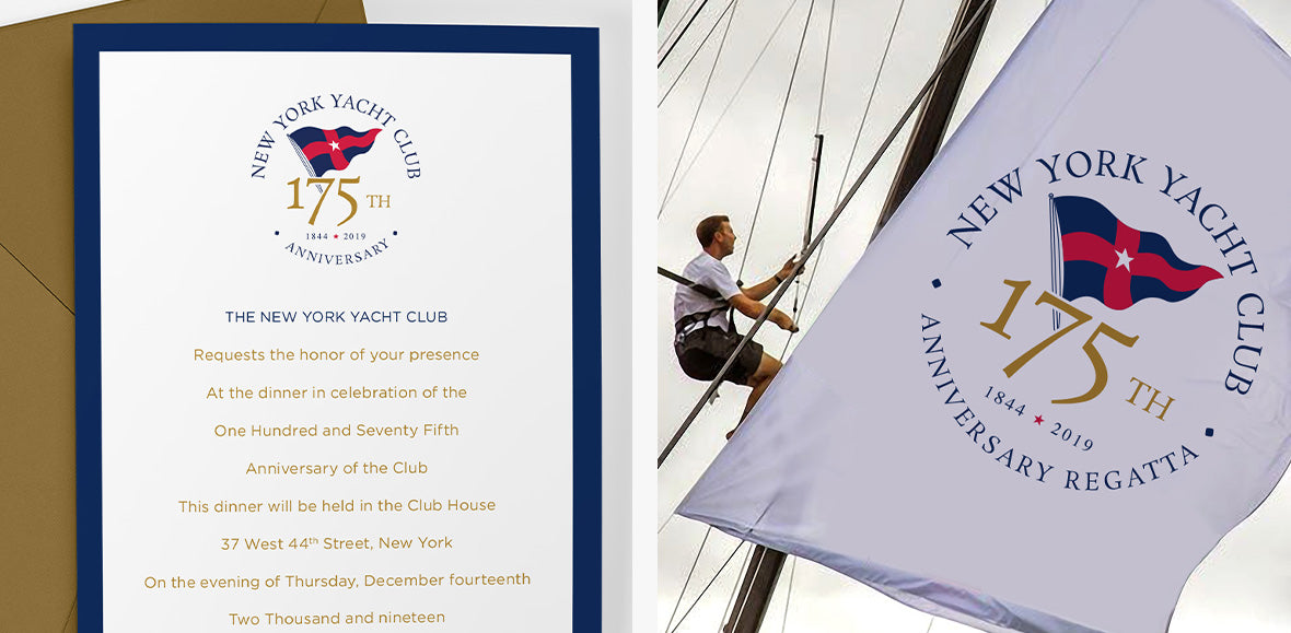 New York Yacht Club 175 Logo Extensions