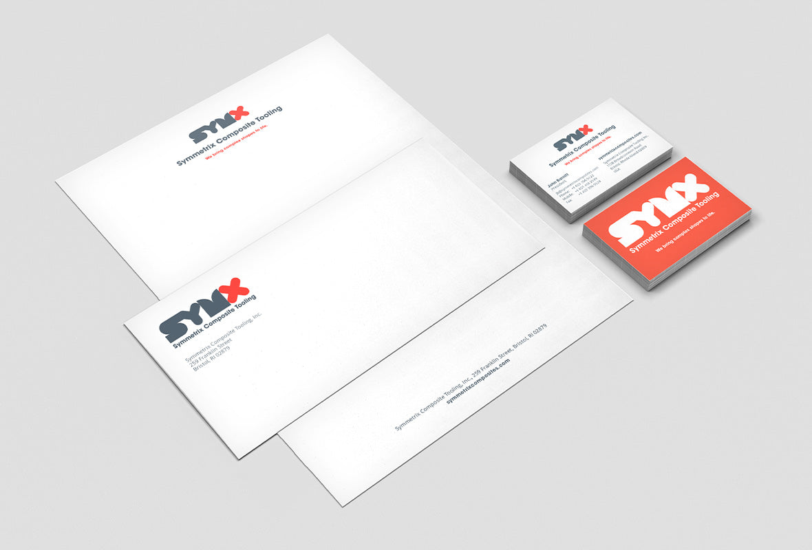 Symmetrix Stationery