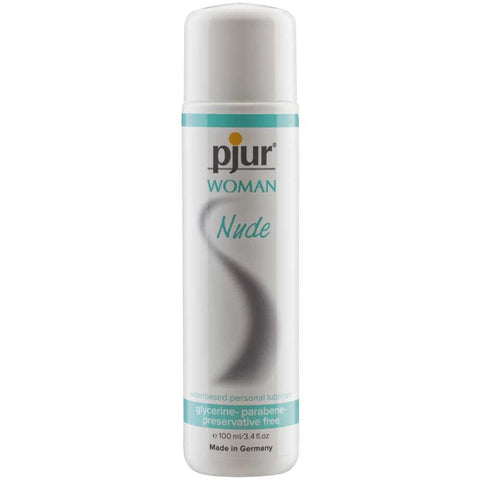 Pjur Woman Nude Waterbased Lube