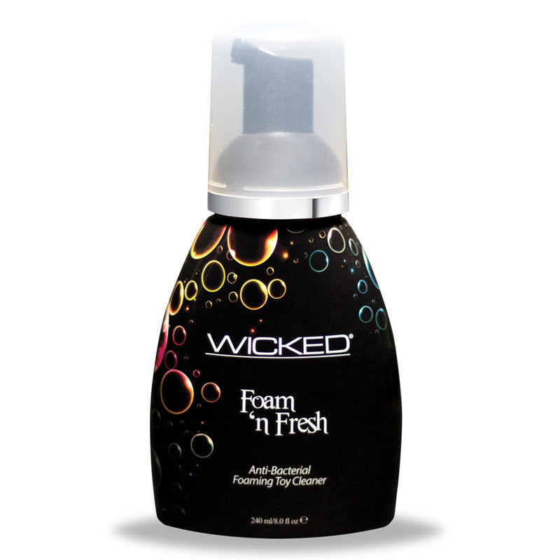 Wicked Anti-Bacterial Foaming Toy Cleaner