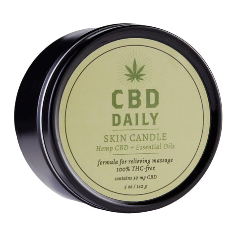 CBD Daily Skin Candle 3-in-1