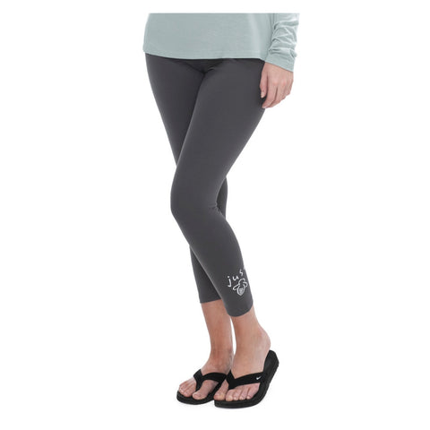Just Bee Leggings - Gray - BeeAttitudes