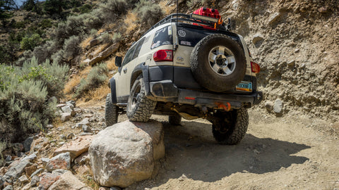 Morrison Jeep Trail | Right Channel Radios