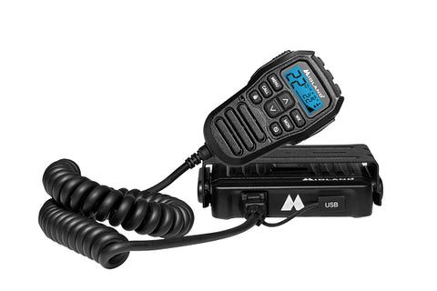 MXT275 MicroMobile Two-Way GMRS Radio | Right Channel Radios