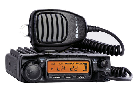 MXT400 MicroMobile Two-Way GMRS Radio | Right Channel Radios
