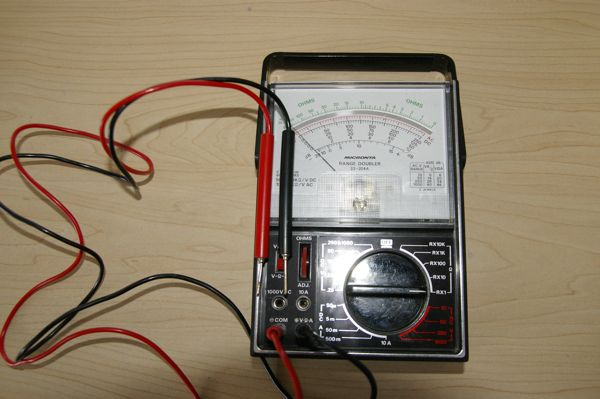 Fabulous Resistance Continuity And Multimeter Use Right Channel Radios Wiring Digital Resources Ommitdefiancerspsorg