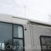 Firestik 3-Way Mount NGP Antenna Kit Installed on Side of RV