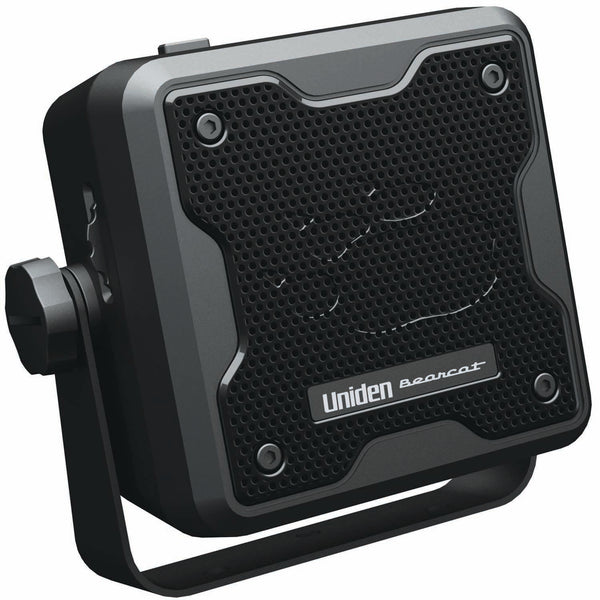 Uniden BC23A 15-watt amplified external speaker | Right Channel Radios