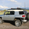 Bandi Mount FJ Cruiser Side