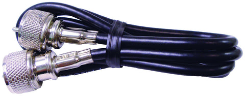 CB Coax Jumper Cable - 3'