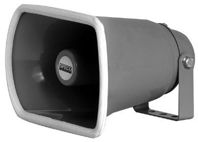 CB PA Speaker - 25 Watt - Side View