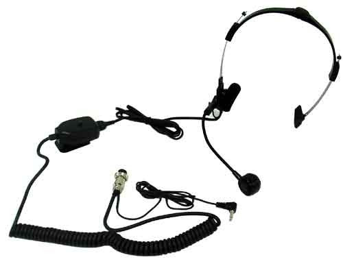 CB Radio Headset