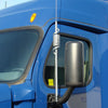 Freightliner Cascadia CB Antenna Mount - Installed