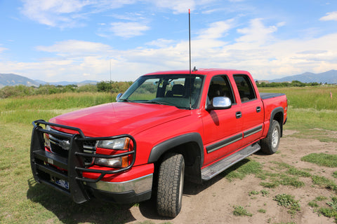 Chevy Truck CB Radio Kit