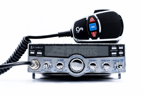 Cobra 29 LX Max with Microphone