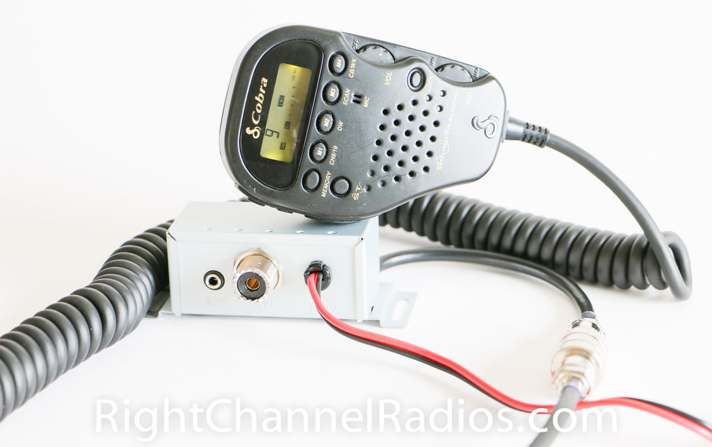 Cobra 75 WX ST Mic Extension Cable | Right Channel Radios