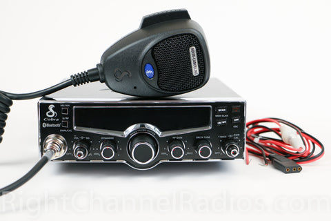 Cobra 29 LX BT Front with Microphone