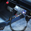 Cobra WX NW BT Installed under Dash
