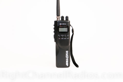 Cobra HH Roadtrip Handheld CB Radio & Mobile Antenna