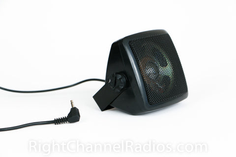 Compact External CB Radio Speaker with Cord