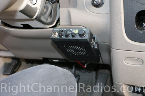 Uniden Pro 520 XL CB Radio Installed