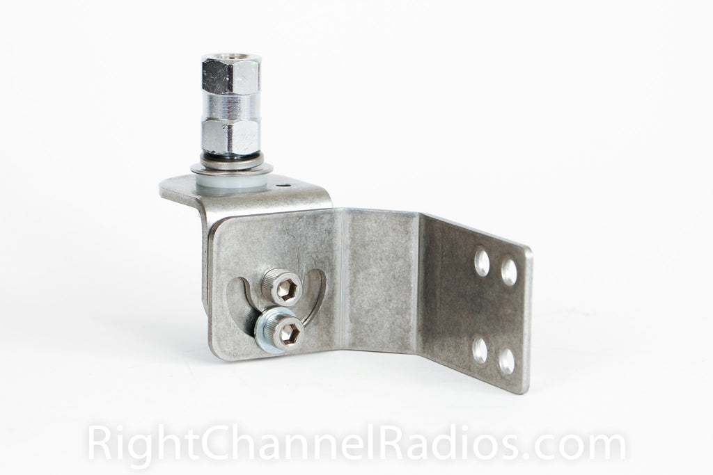 Going Mobile Install A Station In Your Vehicle Part 1 moreover Cascadia Semi Truck Mount likewise Chevy Gmc Cb Antenna Hood Mount 2010 furthermore 224953 Ford F350 Super Duty Install likewise Too Busy For Ham Radio. on truck cb radio antenna installation