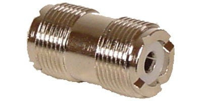 Double Female UHF Connector