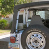 Everhardt NGP Side Mount Kit Installed on Jeep Wrangler