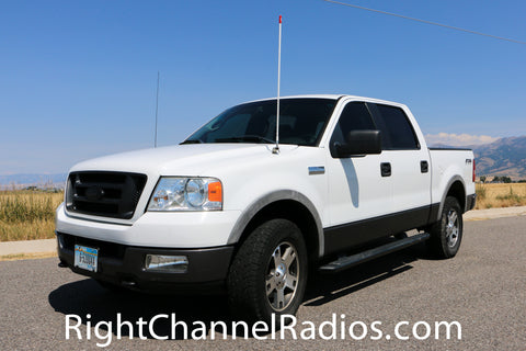 Firestik FS CB antenna Ford F150