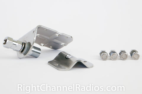 Stainless Steel 3-Way Mount Parts