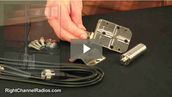 Firestik FS CB Antenna Kit - Video