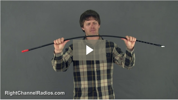 Firestik Professional Dual CB Antenna Kit - Video