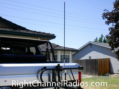 Firestik FS antenna Kit installed on a Ford Bronco