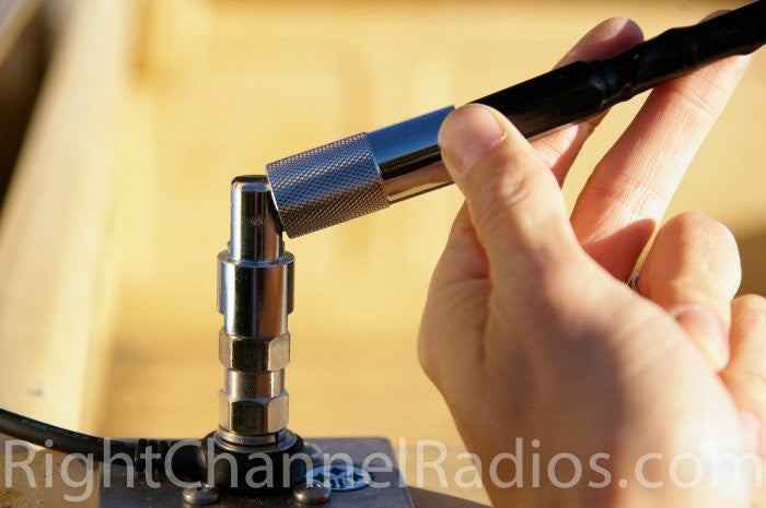 CB whip antenna hold downs - The RadioReference com Forums
