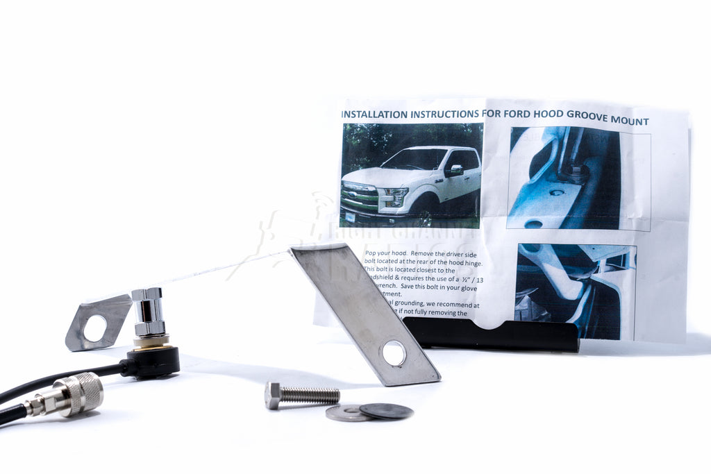 Ford F150 CB Antenna Mount (2015+) | Right Channel Radios
