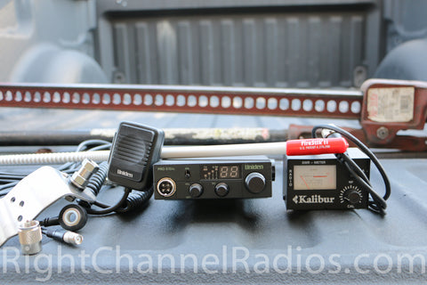 Ford Truck CB Radio Kit - All Available Parts