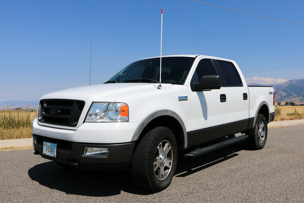 Ford Truck Cb Radio Kit Right Channel Radiosrhrightchannelradios: Radio Antenna 1998 Ford F 150 At Gmaili.net