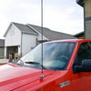 Ford F150 1997-2009 CB Antenna Fender Mount Installed