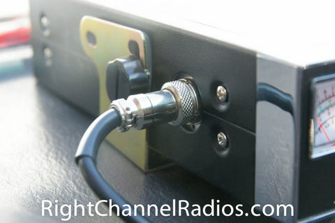 Galaxy DX 959 CB Radio Side Mic Attachment
