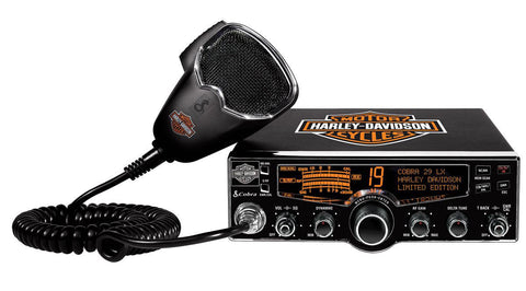 Cobra 29 LX HD LE - Harley Davidson Limited Edition CB Radio
